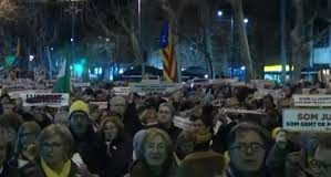 proteste barcelona