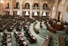 plenul reunit al senatului romaniei