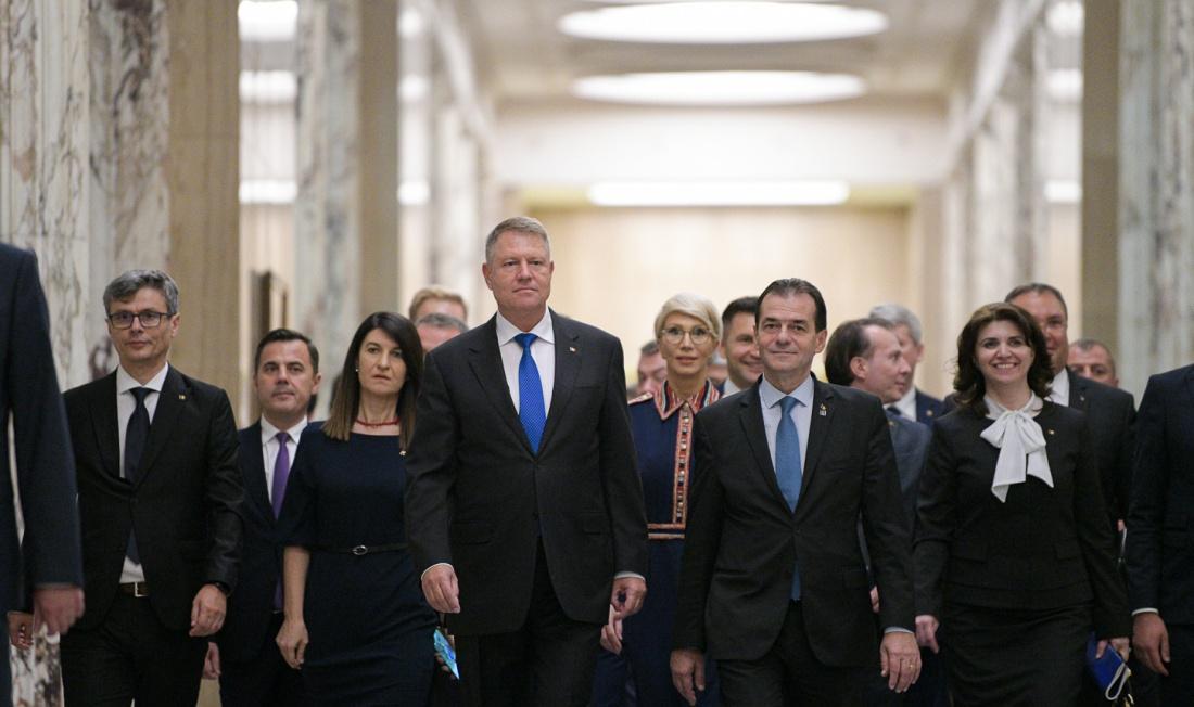 Iohannis, întâlnire cu Orban şi miniştrii Educaţiei, Sănătăţii, Interne şi  Dezvoltării ⋆ Universul.net