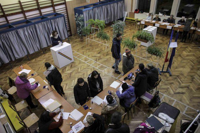 rezultate alegeri prezidentiale 2019 turul 2 klaus iohannis viorica dancila exit poll