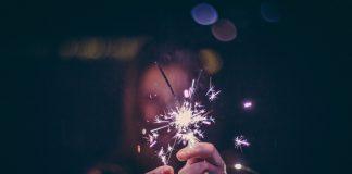 revelion, artificii, anul nou