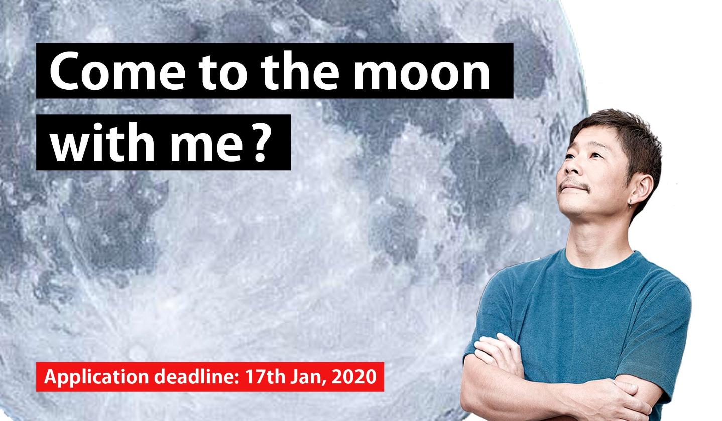 Miliardarul care caută prietenă pentru călătoria în jurul Lunii a primit de oferte