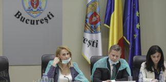 gabriela firea sedinta de consiliu primaria bucuresti 29 ianuarie 2019