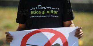 inquam, protest anti-vanatori