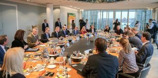klaus iohannis participare sedinta de guvern land bavaria