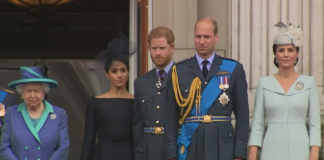 meghan markle printul harry kate middleton printul william regina elisabeta