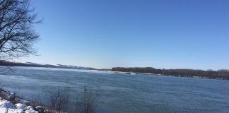 River Danube, Mechka, Bulgaria