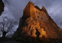 Bran Castle, Inquam photos, Octav Ganea
