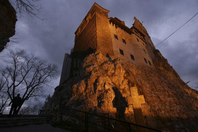 Bran Castle, Inquam photos, Octav Ganea