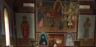 Enoriasi la Biserica Adormirea Maicii Domnului Pipera