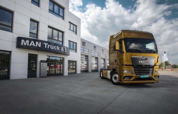 Man Truck & Bus Romania, Facebook