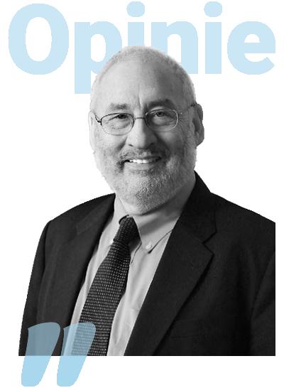 Joseph E. Stiglitz.