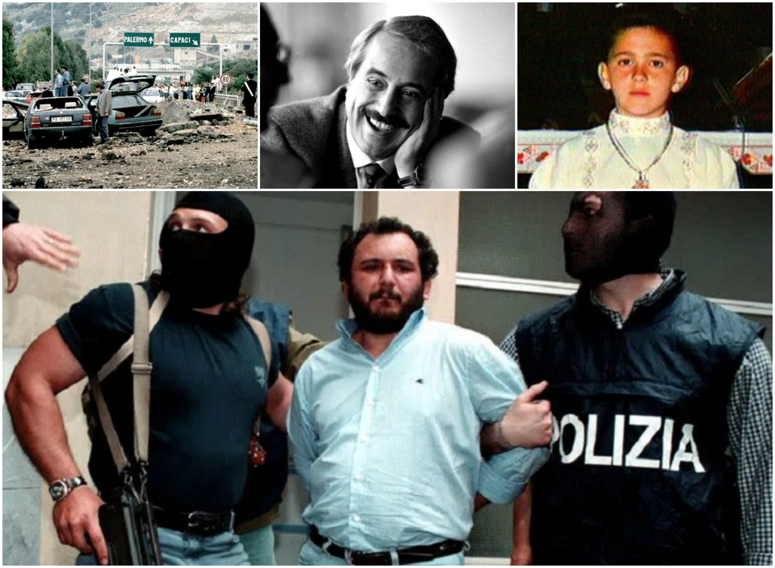 """Șoc în Italia: asasinul lui Giovanni Falcone, eliberat pentru bună purtare.  """"Omul care mi-a distrus familia este liber"""" ⋆ Universul.net"""