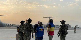 Evacuation from Kabul, Romanian defense ministry